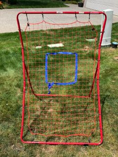 Throw n Field Ball Return Net