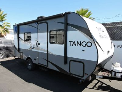2018 Tango 16RB QUEEN WALK AROUND BED