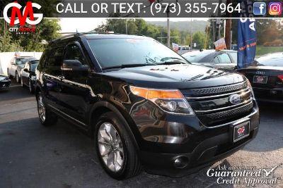 2011 Ford Explorer Limited (Black)