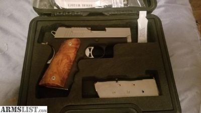 For Sale: Sig Sauer 1911 ultra compact 45 custom