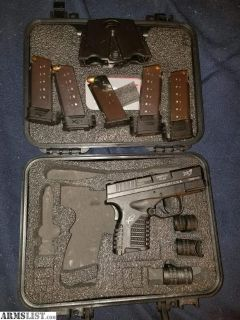 For Trade: Springfeild xds .45acp