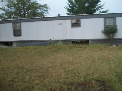 MOBILE HOME TO BE MOVED (Trenton tx)
