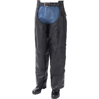 $50, Buffalo Leather Motorcycle Chaps