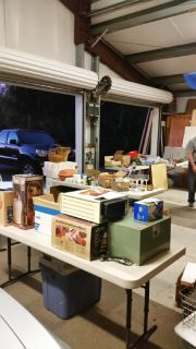 Big Garage Sale, Sat Nov 10, 2018 tools to treasures and so much more