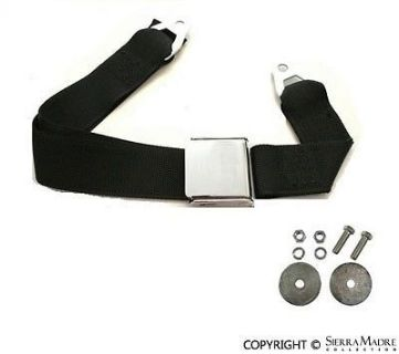 Buy Rear Seat Belt, 2 Point, Porsche, 356, 911, 912 motorcycle in Pasadena, California, United States, for US $51.61