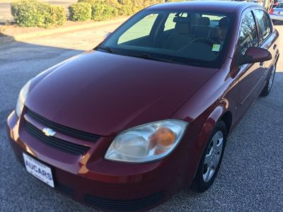 2007 Chevrolet Cobalt LT (Red)