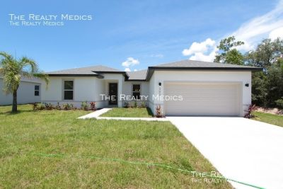 Brand New 4 Bedroom Home in Poinciana!