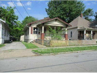 2 Bed 1 Bath Foreclosure Property in Springfield, MO 65806 - S New Ave