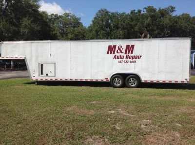 36Ft Pace trailer