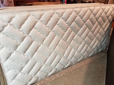 Twin mattress and box spring $50 each