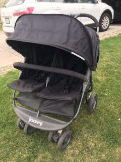 Joint Scooter X2 Double Stroller