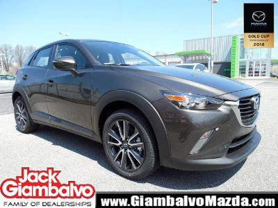 2018 Mazda CX-3 Touring (Titanium Flash Mica)