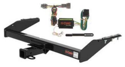 Buy Curt Class 3 Trailer Hitch & Wiring for 2000-2003 Nissan Frontier 2 Door motorcycle in Greenville, Wisconsin, US, for US $176.48