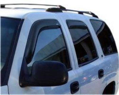 Purchase LUND 194304 Side Window Vent/Deflector-Ventvisor(R) In-Channel 4 pc. motorcycle in Deerfield Beach, Florida, US, for US $74.70