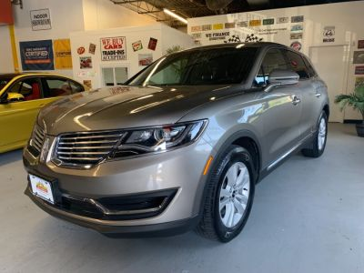 2016 Lincoln MKX AWD 4dr Premiere (GOLD)