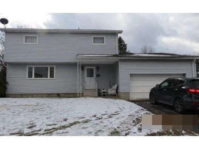 3 Bed 1.5 Bath Foreclosure Property in Scranton, PA 18505 - Crane St