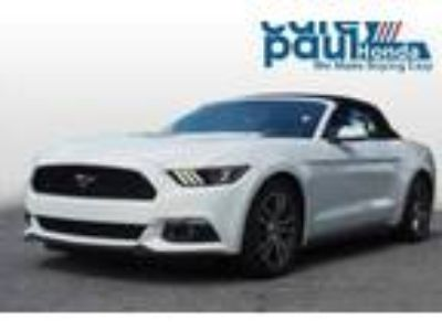 Used 2016 Ford Mustang Premium