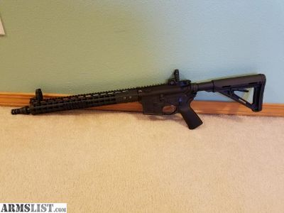 "For Sale/Trade: NEW PSA M4 16"" AR w/ Upgrades!"