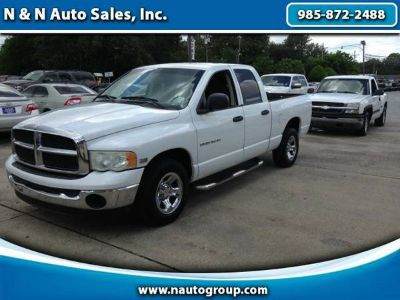 2003 Dodge Ram 1500 SLT Quad Cab 2WD - One of a Kind