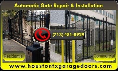 A+ Rated Emergency Garage Door Installation ($25.95) Houston, TX