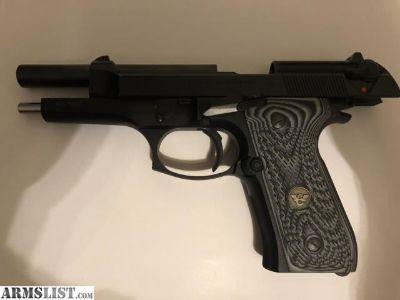 For Sale: Beretta 92fs