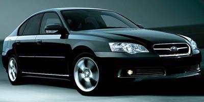 2005 Subaru Legacy 2.5i (Silver)