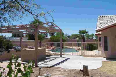 3266 W Cox Road WILLCOX, Large Four BR home well laid out