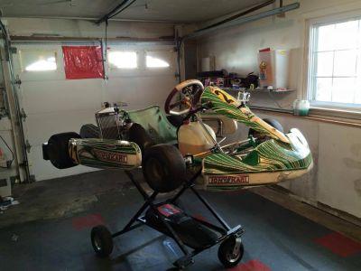 125cc TaG Tony Kart