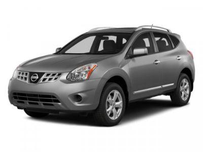2014 Nissan Rogue SL (Brilliant Silver)