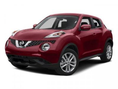 2015 Nissan JUKE S (Cayenne Red)