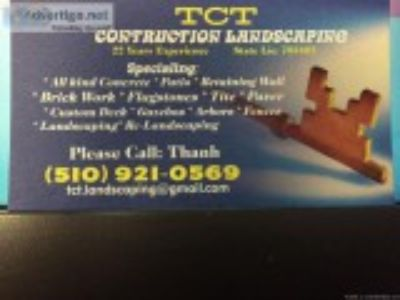 TCT Landscaping () -