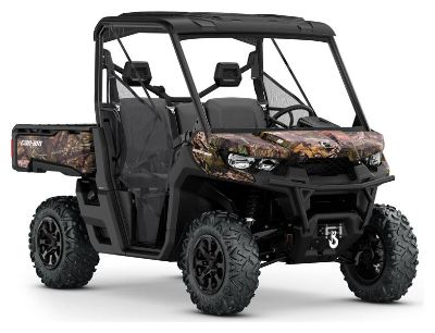 2019 Can-Am Defender XT HD8 Side x Side Utility Vehicles Tyrone, PA