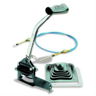Buy B&m Unimatic Uni Matic Automatic Column to Floor Shifter Gm Ford Chrysler Chevy motorcycle in Kinston, Alabama, United States, for US $169.97