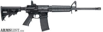 For Sale: Factory new Smith & Wesson 5.56/223 M&P 15 Sport II