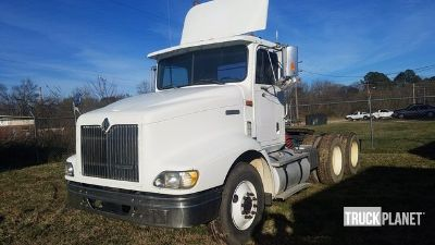 1999 International 9200 T/A Day Cab Truck Tractor