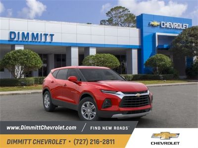 2019 Chevrolet Blazer (Red)