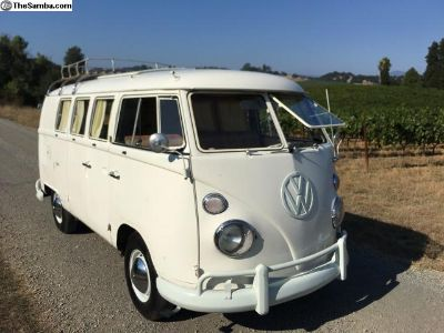 Turnkey Original 64 so34 Flipseat Westfalia Camper