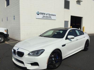 2014 BMW M6 Gran Coupe (WHITE)