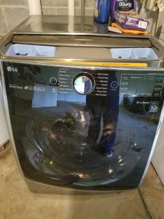 Electric washer works great
