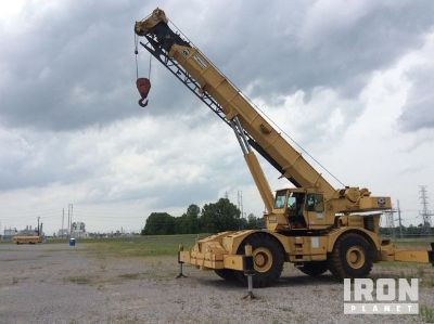 1980 (unverified) Grove RT740 Rough Terrain Crane