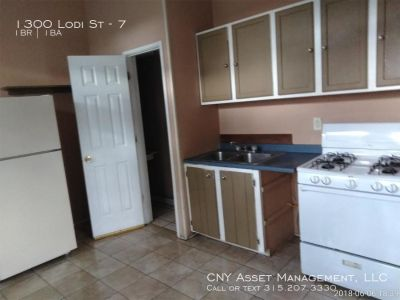 Apartment Rental - 1300 Lodi St