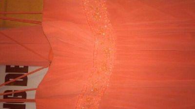 davids bridal prom/bridesmaid dress