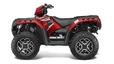 2016 Polaris Sportsman 850 SP Utility ATVs Weedsport, NY