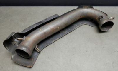 Sell Polaris IQ Wide Track Exhaust Pipe Heat Shield motorcycle in Aurora, Illinois, United States, for US $28.50
