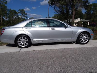 2008 Mercedes Benz S550 only 83k miles!