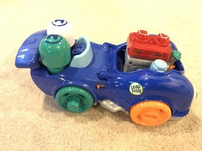 Leap Frog learning car