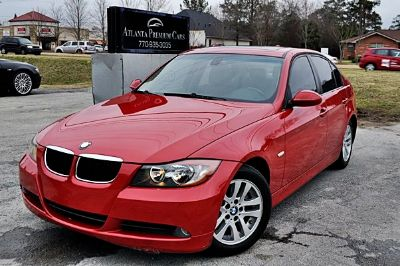 2007 BMW 3-Series 328i (Red)