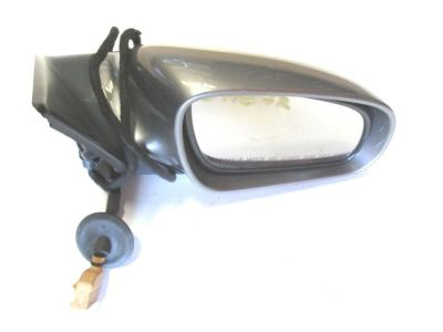 Find 04 AUDI A8 QUATTRO EXTERIOR SIDE DOOR VIEW MIRROR RIGHT PASSENGER POWER GRAY motorcycle in Riverview, Florida, US, for US $285.00
