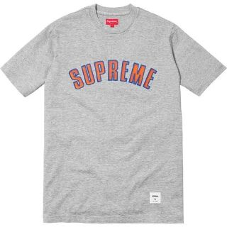New Supreme Printed Arc top (M)