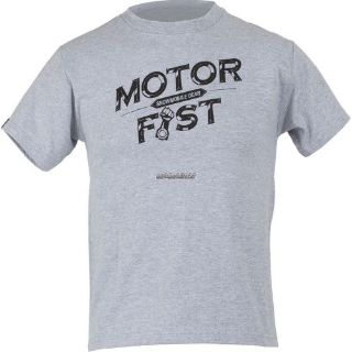 Sell MotorFist Youth Iron Tee-Gray motorcycle in Sauk Centre, Minnesota, United States, for US $19.99